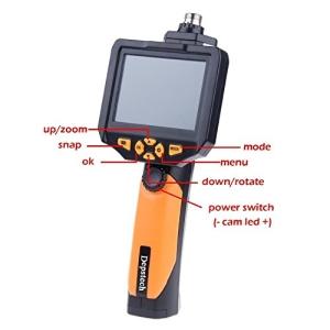 Wie bedient man eine Endoskop Kamera?