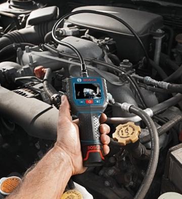 Bosch 0601241004 GOS 10,8 V-LI Professional Akkuinspektionskamera im Karton ohne Akkus und ohne Lader - 4