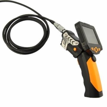Crazyfire ® 3,5 Zoll LCD-Monitor-Endoskop-Kamera (2.01 meters/Probe Kabel 2 m, Durchmesser: 8,2 mm Endoskop mit 1 CREE LED-Taschenlampe, 0,3 MP Cmos-Kamera - 4