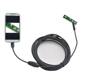 Depstech@ Endoskop Rohrkamera für Smartphone
