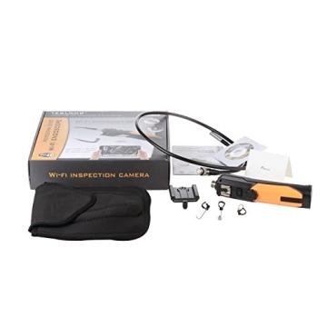 Depstech® HD 720P 6-LED-Handheld drahtlose Wifi Wasserdichte Inspektion Endoskop Borescope mit 2.0 Megapixel Inspection Kamera Video Soft Tube 3m für iPhone / Android Phone DENKJ0003 - 7