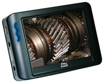 DNT Findoo 3.6 Endoskopkamera mit 89mm TFT-Monitor - 1