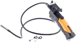 Somikon WiFi HD 720p Endoskop-Kamera mit Smartphone-Halterung, 1 m - 1
