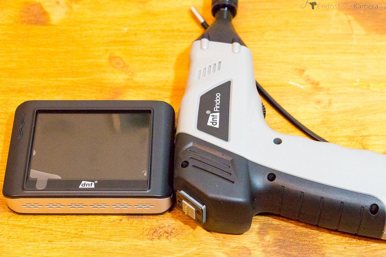 dnt findoo microcam endoskop kamera im test neu. Black Bedroom Furniture Sets. Home Design Ideas
